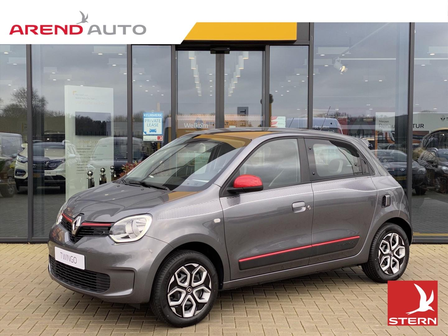 Renault Twingo Sce 75 collection private lease