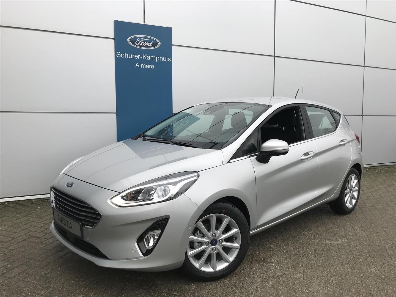 Ford Fiesta 100pk 5d titanium €4.000 korting