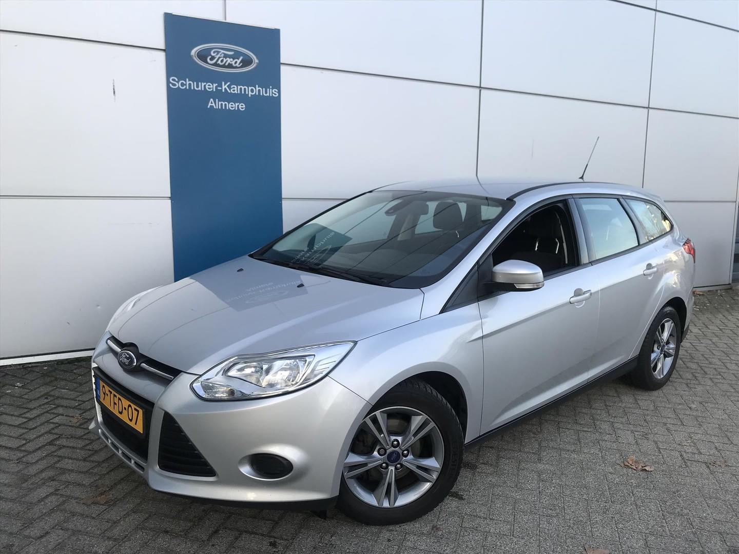 Ford Focus 1.0 ecoboost edition navigatie airco cruise lichtmetaal