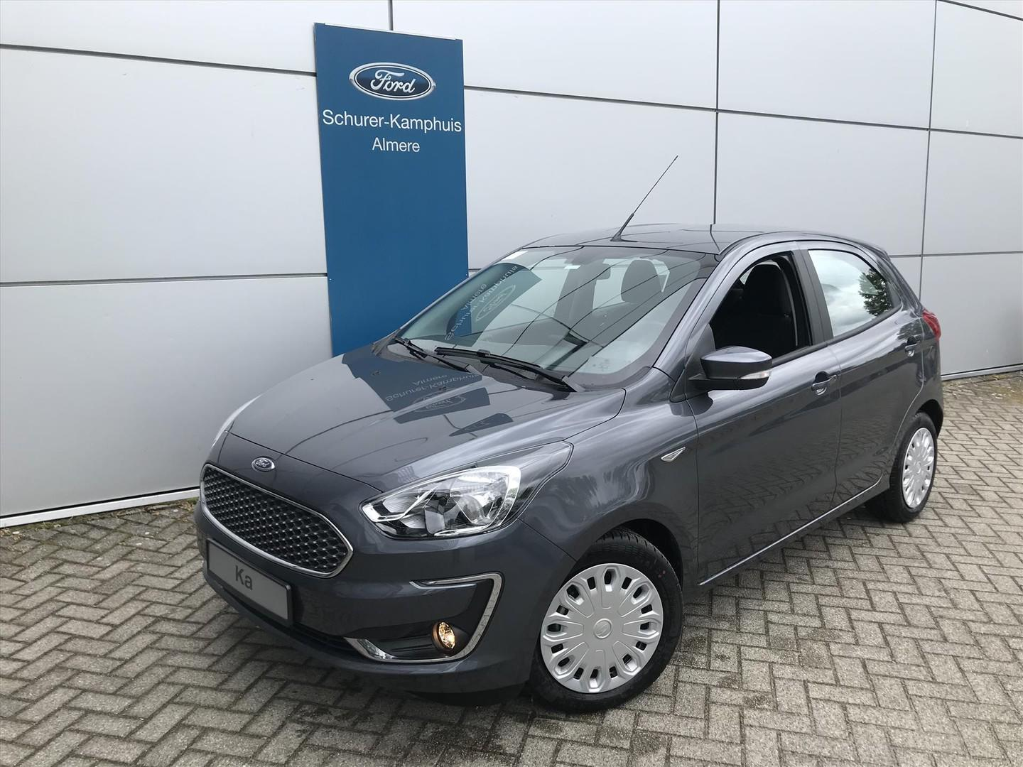 Ford Ka+ 85pk trend ultimate €1.850 korting!