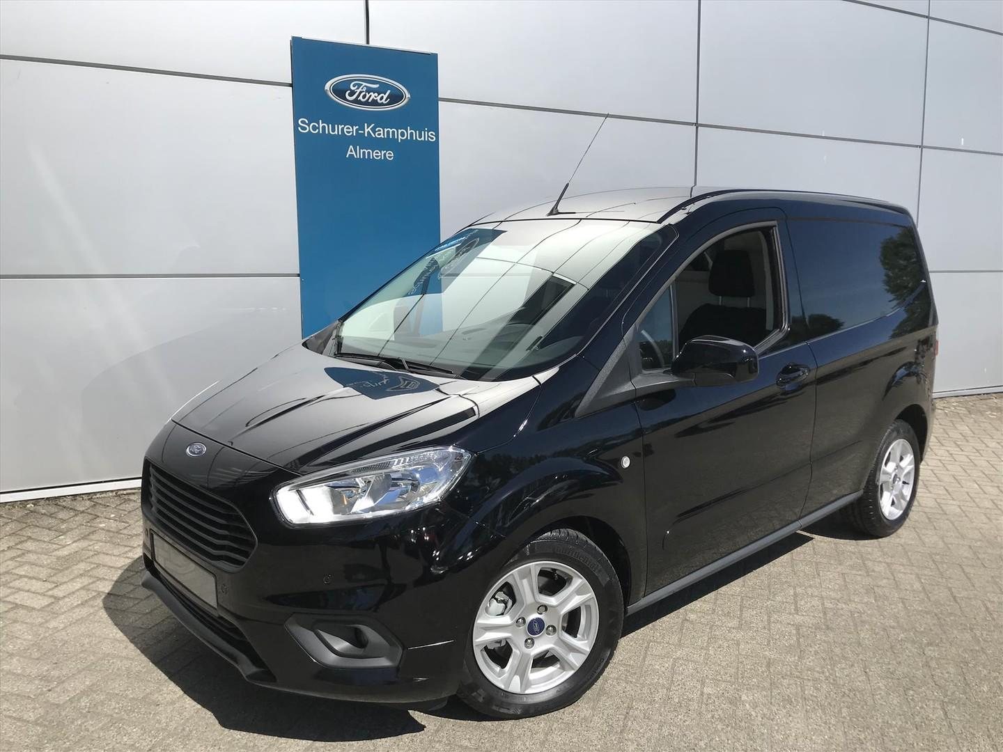 Ford Transit courier 1.5 tdci 100pk limited actie!