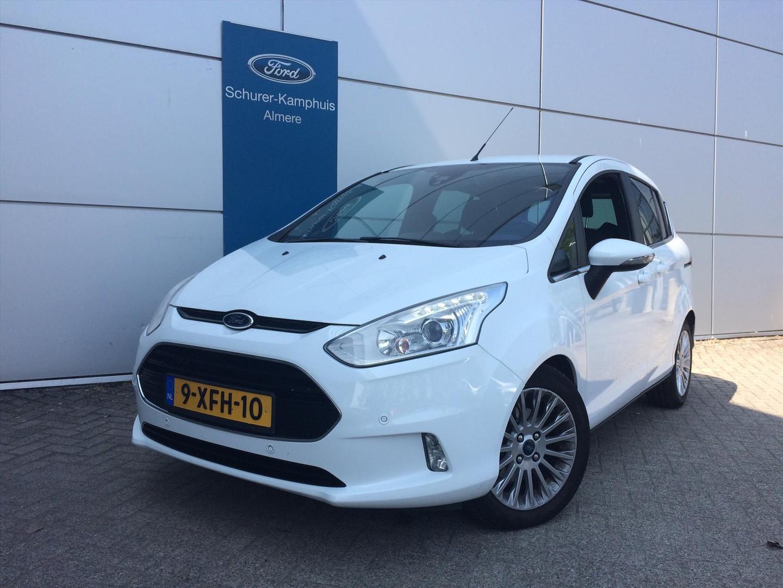 Ford B-max 1.0 100pk titanium navigatie climate cruise parkeersens