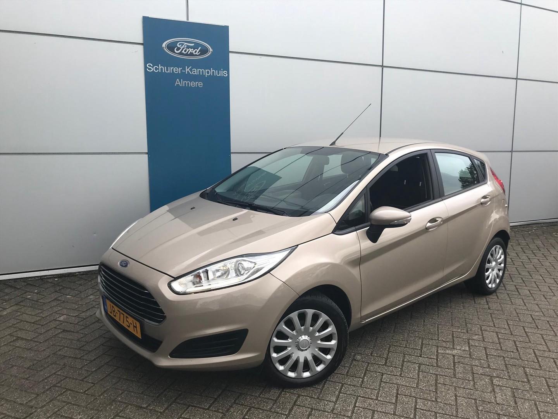 Ford Fiesta Style 5d 65pk navigatie/bluetooth