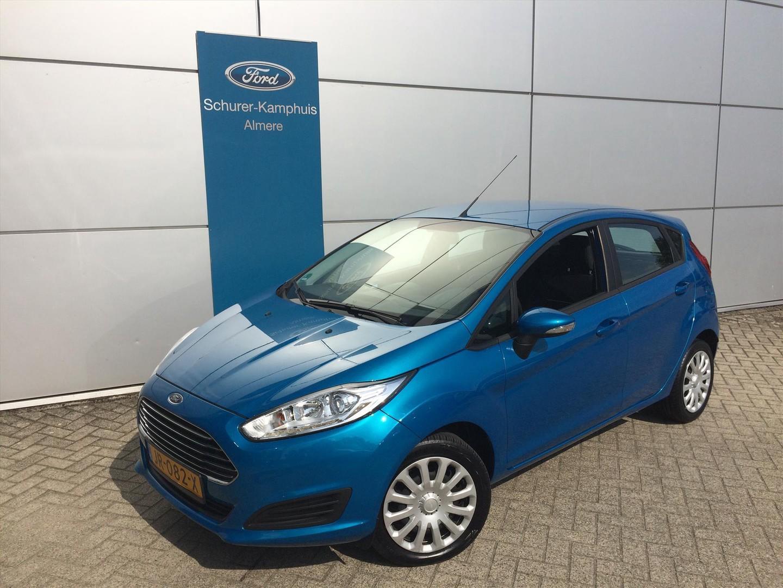 Ford Fiesta 5d 1.0 65pk style navigatie bluetooth airco