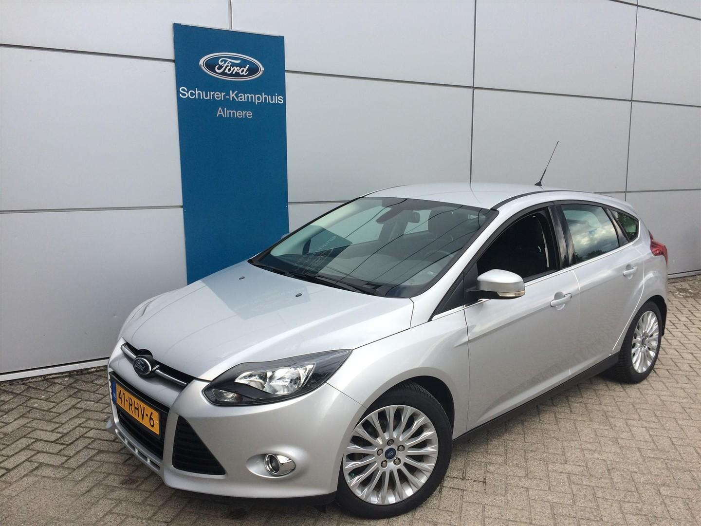 Ford Focus 1.6 125pk 5-deurs first edition