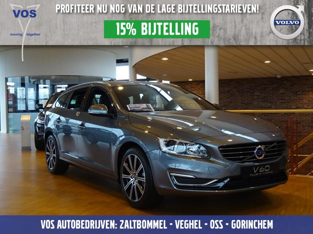 Volvo V60 D6 awd twin engine special edition
