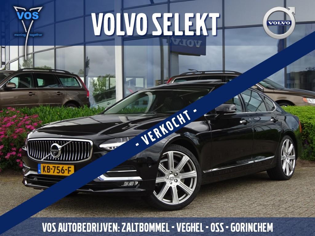 Volvo S90 T5 geartronic inscription