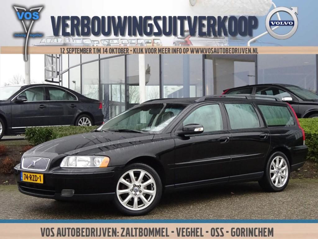 Volvo V70 2.4d edition-ii