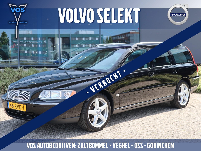 Volvo V70 2.4 edition
