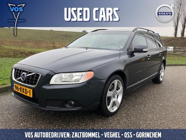 Volvo V70 2.4d automaat limited edition (gereserveerd)