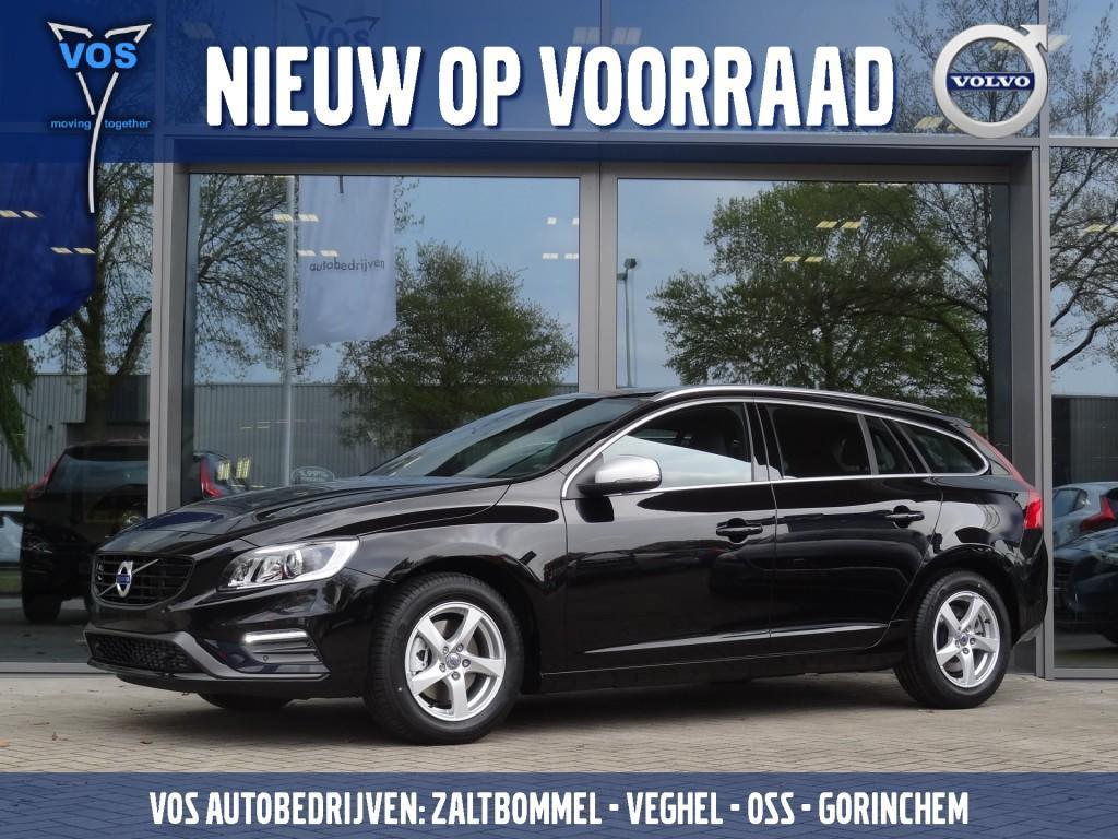 Volvo V60 D3 nordic+ sport