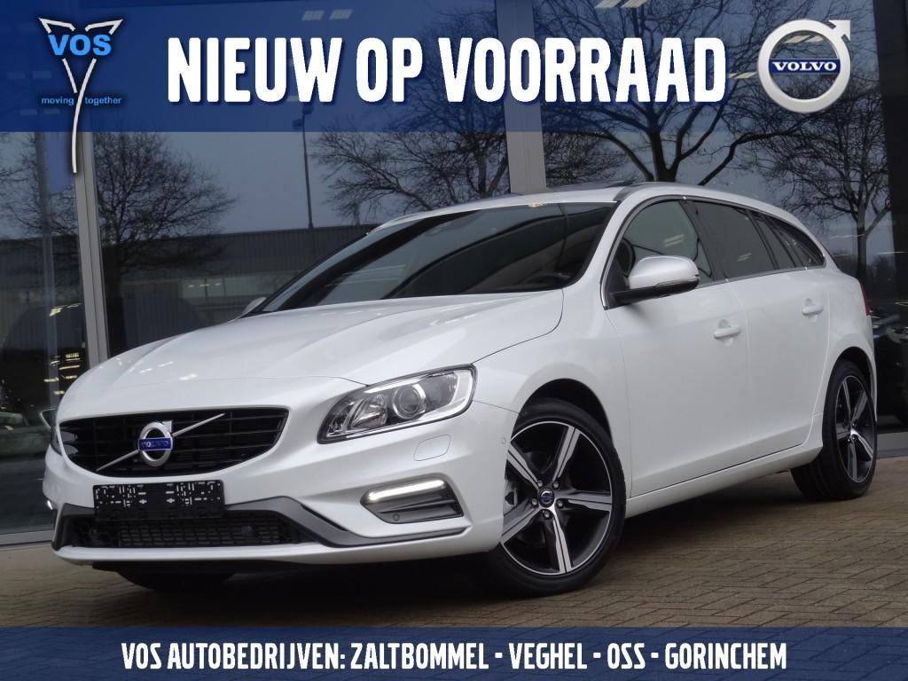 Volvo V60 2.0 t4 business sport
