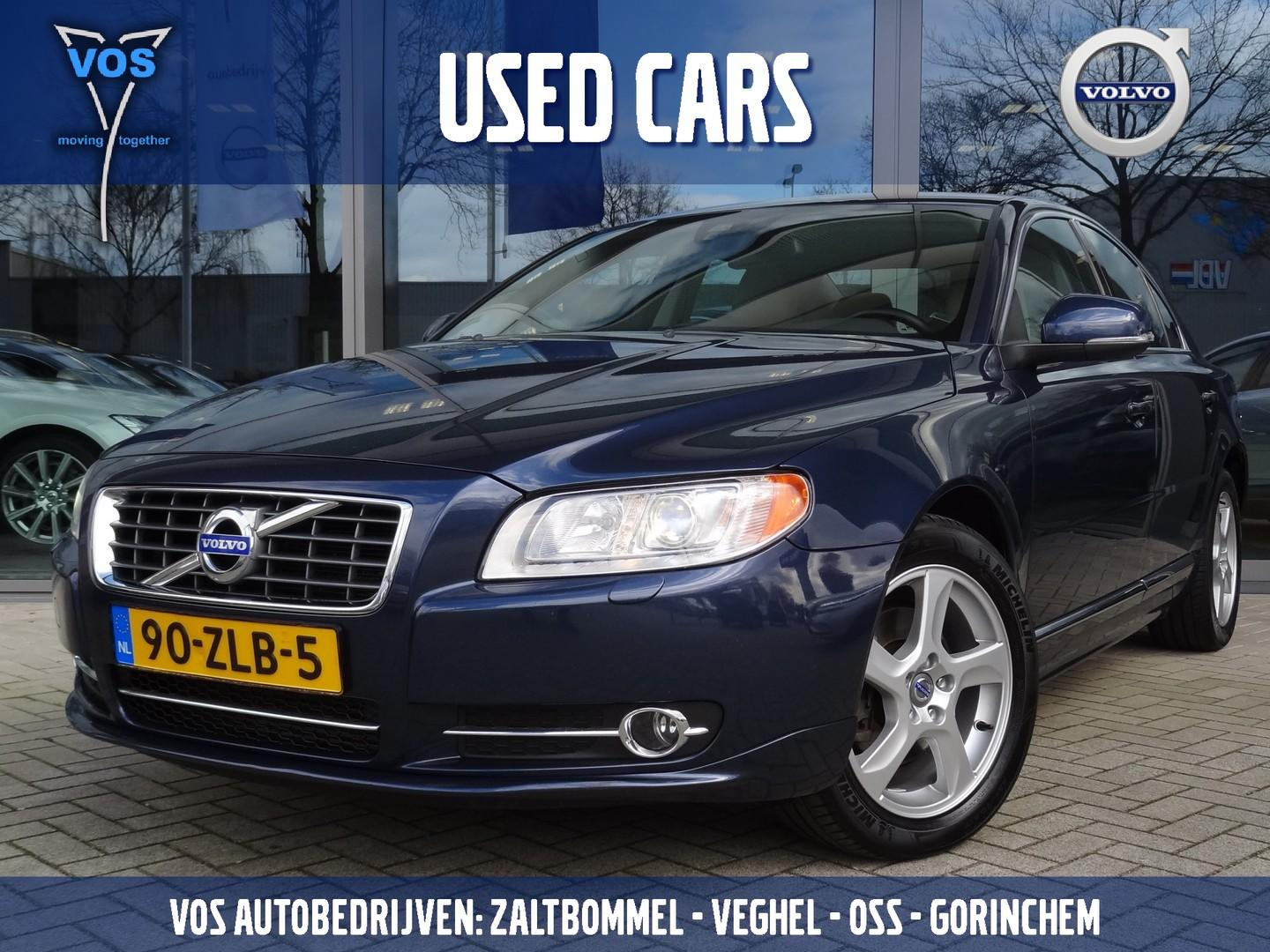 Volvo S80 2.0 d4 limited edition