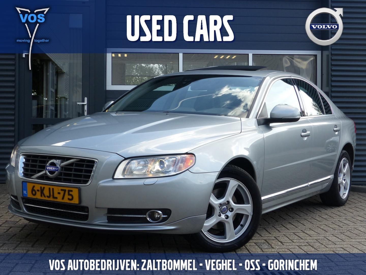 Volvo S80 D4 geartronic limited edition