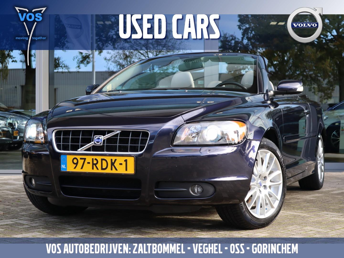 Volvo C70 Convertible 2.4 summum