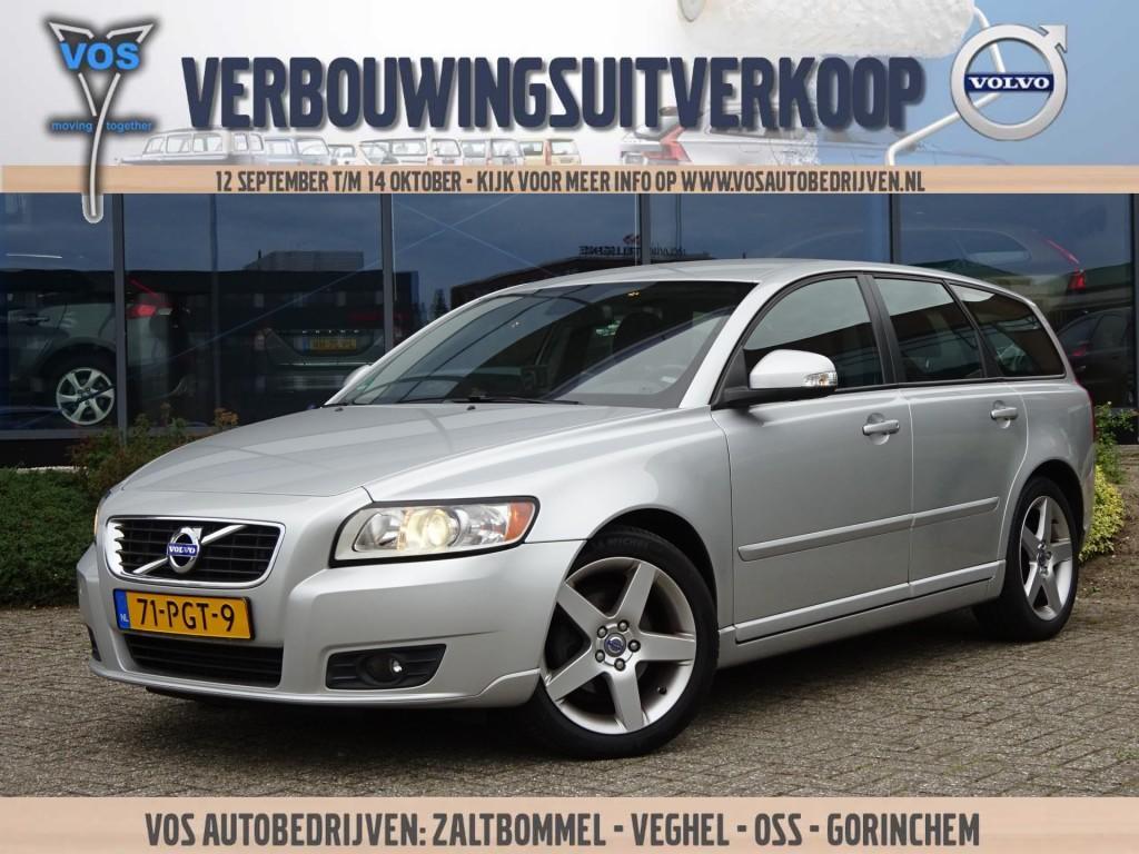 Volvo V50 D2 sport