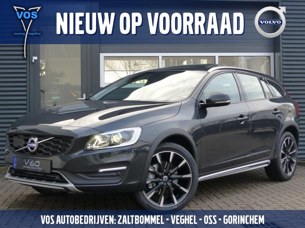 Volvo V60 cross country T5 geartronic-8 polar+   luxury line
