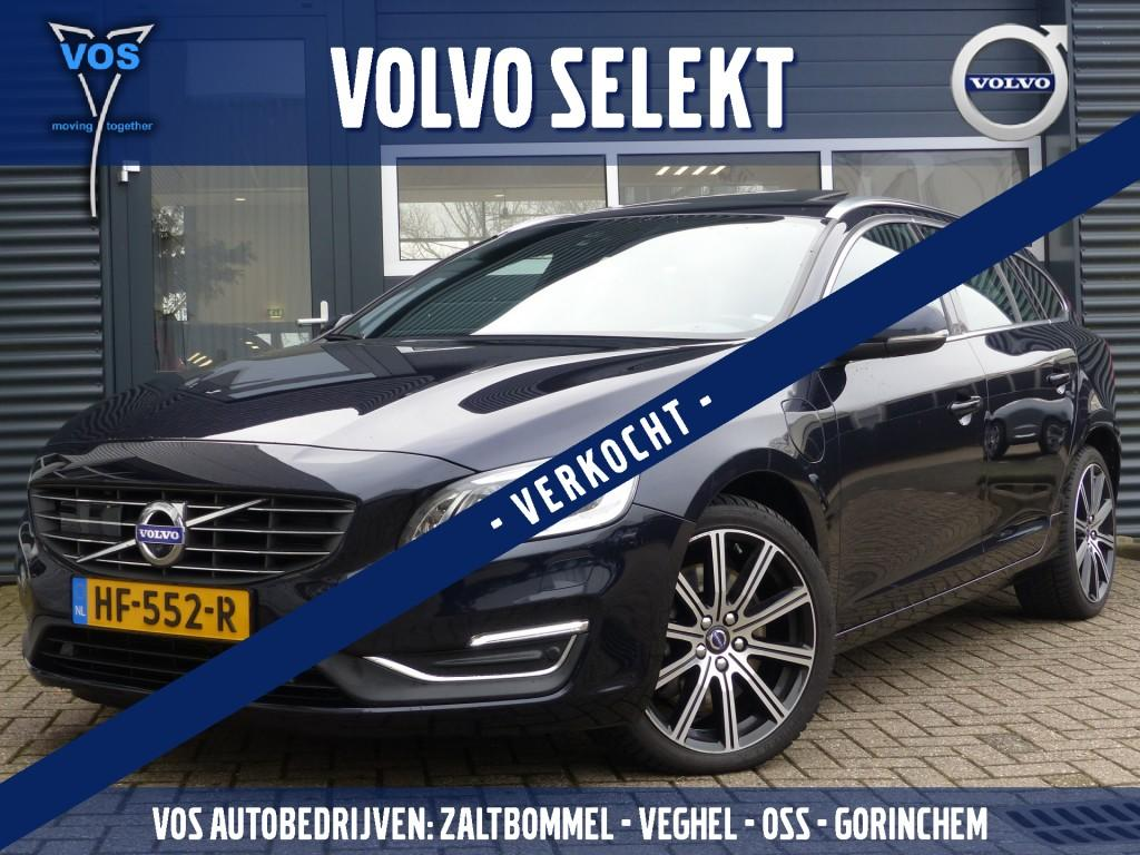 Volvo V60 D6 twin engine summum 7% bijtelling ~ € 32.240,- excl. btw