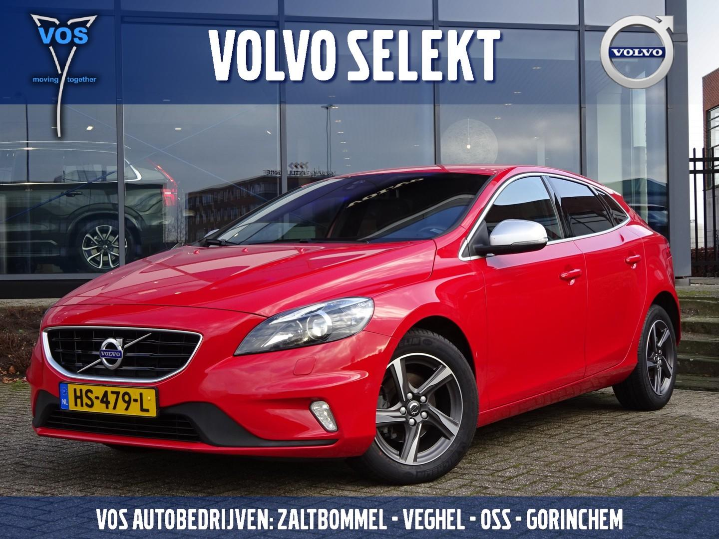 Volvo V40 D2 r-design business 14% bijtelling
