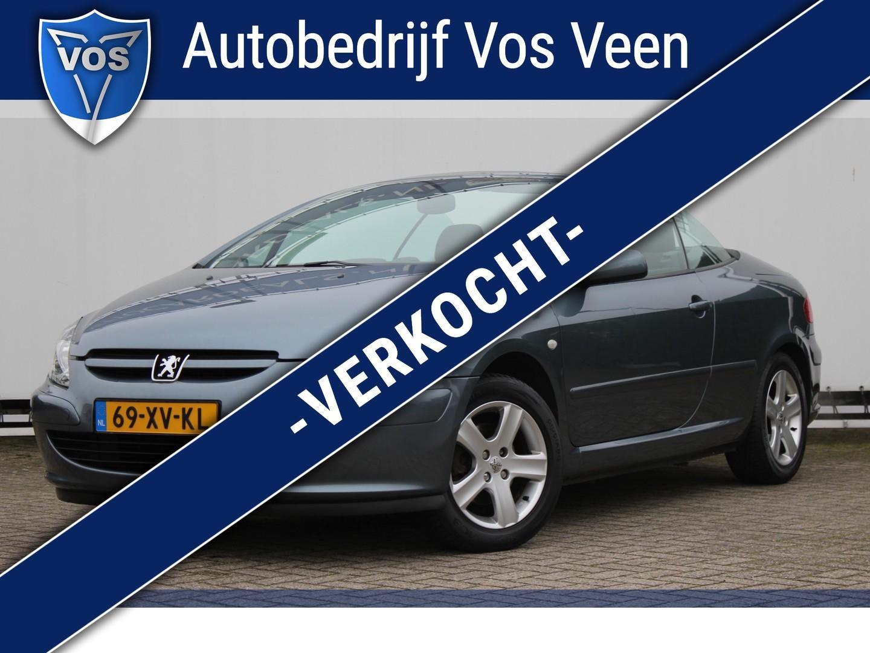 Peugeot 307 Cc 1.6 handgeschakeld 5-bak