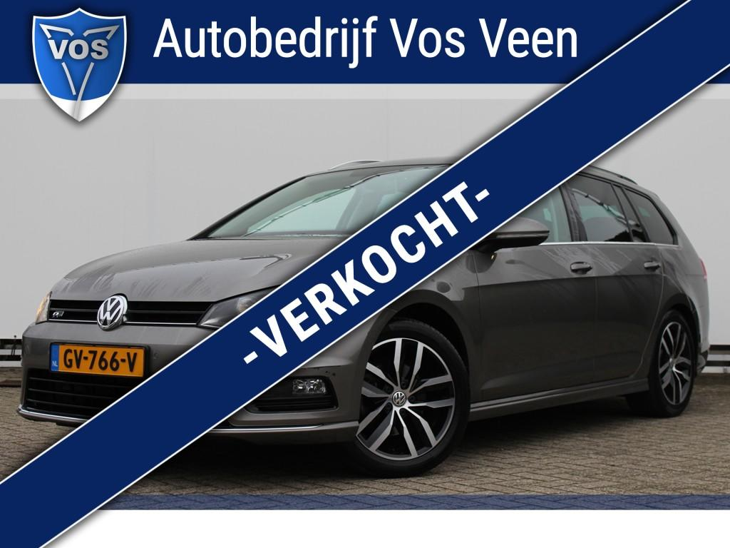 Volkswagen Golf Variant 1.4 tsi business edition connected r-line