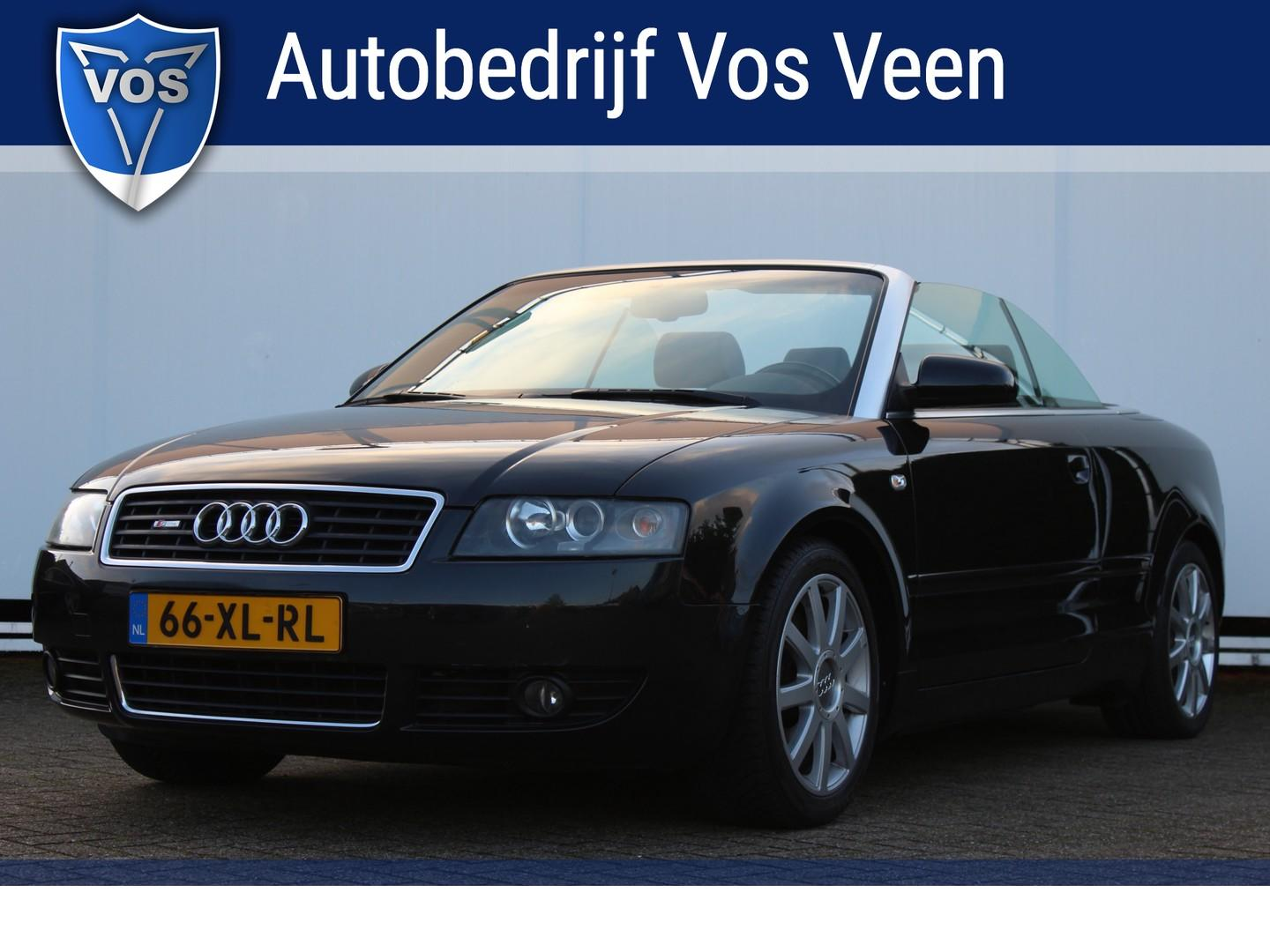 Audi A4 Cabriolet 1.8 turbo