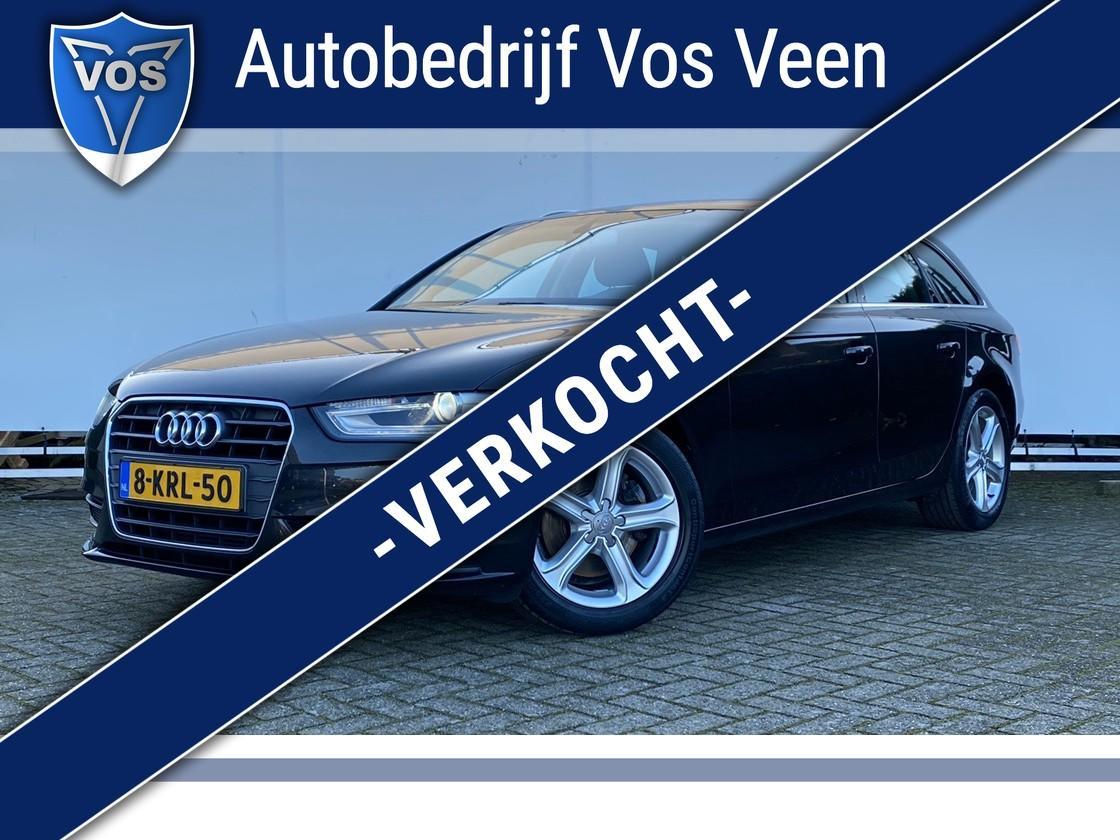 Audi A4 Avant 1.8 tfsi business edition