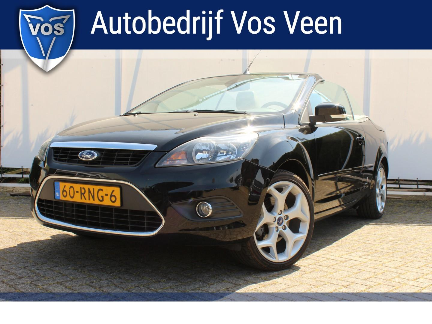 Ford Focus Coupé-cabriolet 2.0 automaat limited