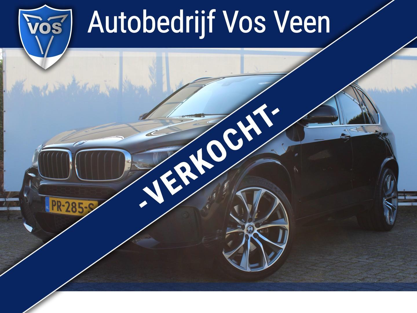 Bmw X5 Xdrive40d m high executive