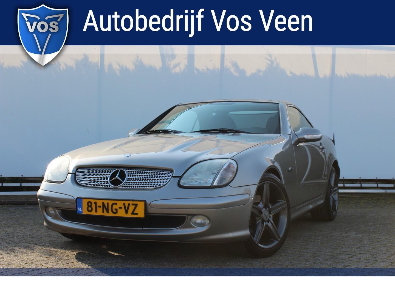 Mercedes-benz Slk 200 k. final edition
