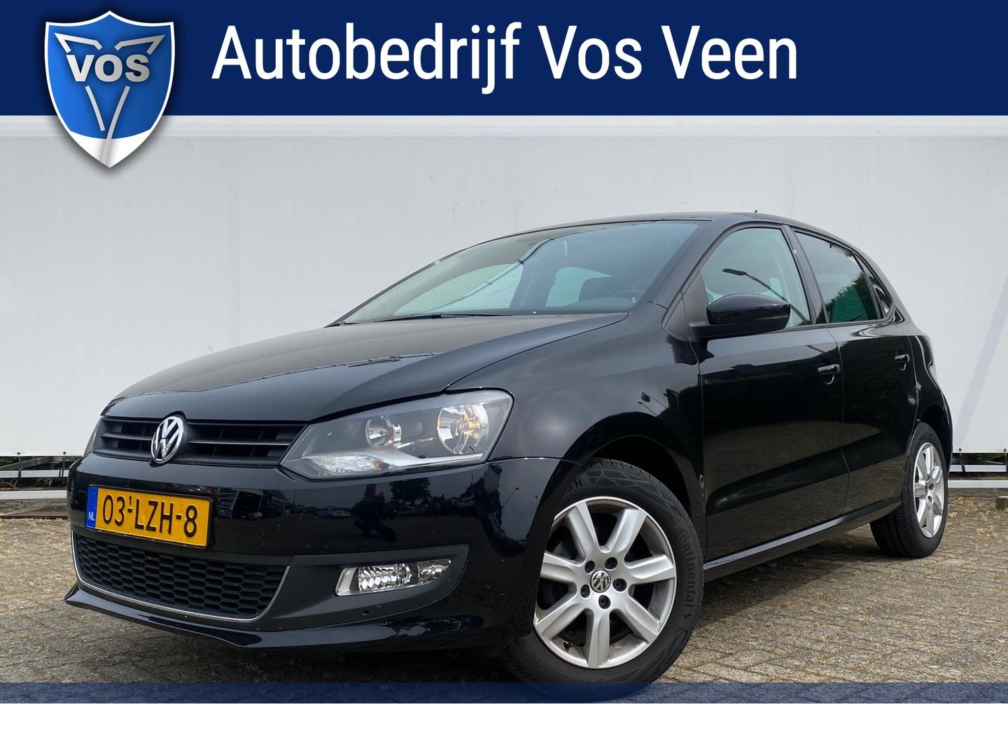 Volkswagen Polo 1.4-16v highline navi