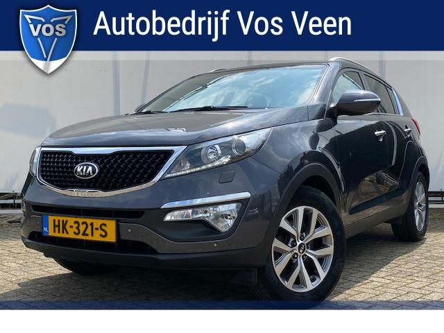 Kia Sportage 1.6 gdi x-treme executiveline