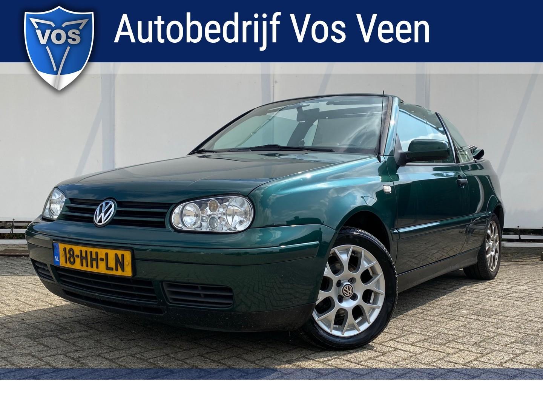 Volkswagen Golf Cabriolet 2.0 highline