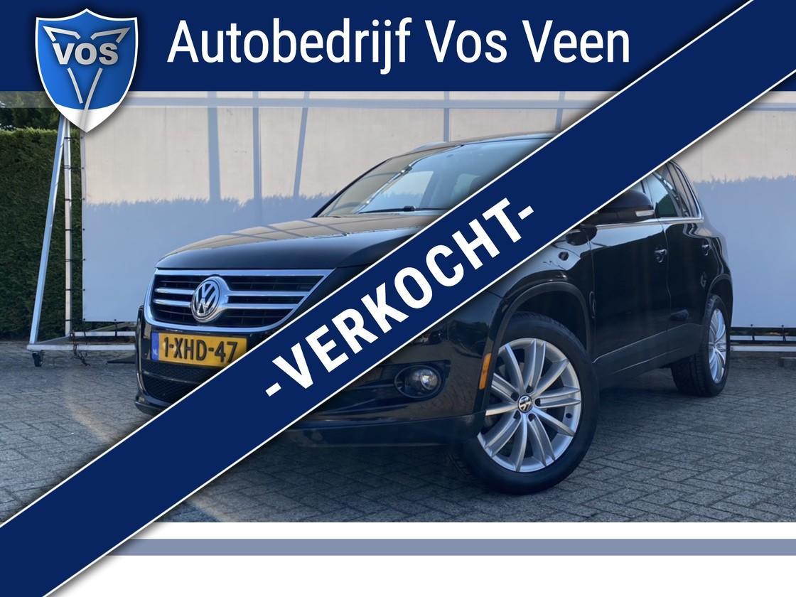 Volkswagen Tiguan 2.0 tsi sport&style 4motion