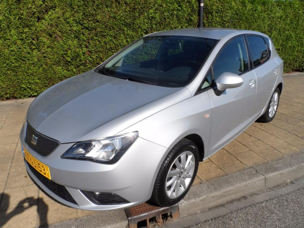 Seat Ibiza 1.2 tdi ecomotive businessline - 177010 km - 5 drs - airco - cr