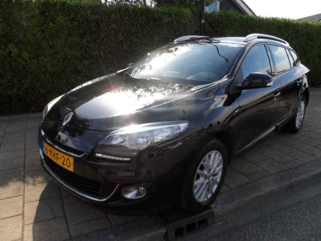 Renault Mégane Mãgane estate dci 110 eco2 bose - 143787 km - navi - clima - cru