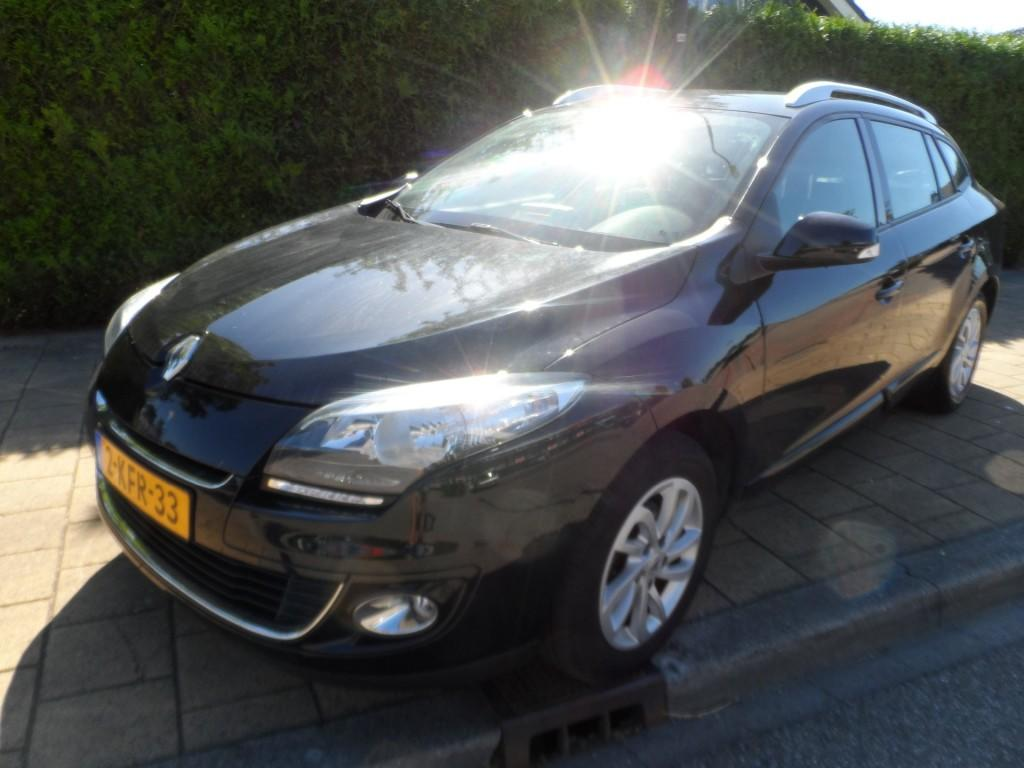 Renault Mégane Mãgane estate dci 110 eco2 collection - 130574 km - navi - camer