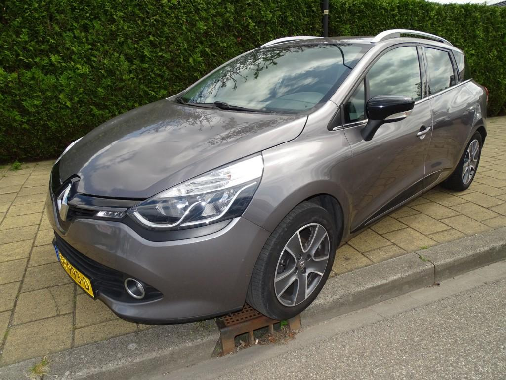 Renault Clio Estate dci 90 energy night & day - 144797 km - navi - cruise -