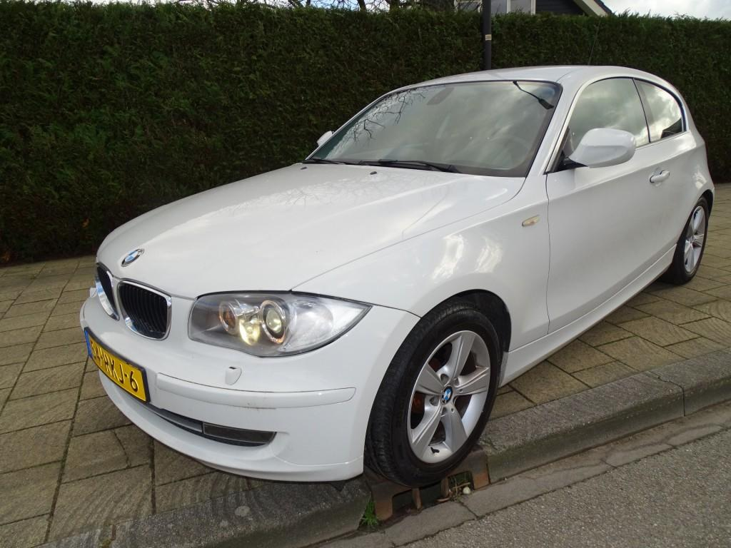 Bmw 1 serie 118i efficientdynamics edition business line ultimate - xenon -