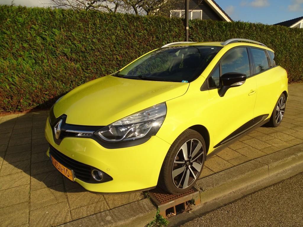 Renault Clio Estate dci 90 energy dynamique - navi - clima - trekhaak