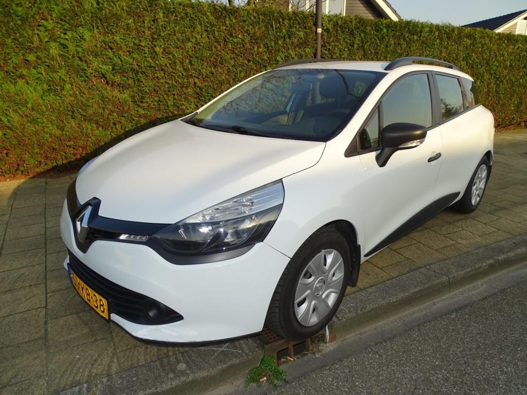 Renault Clio Estate dci 90 energy authentique - 132457 km - airco - cruise