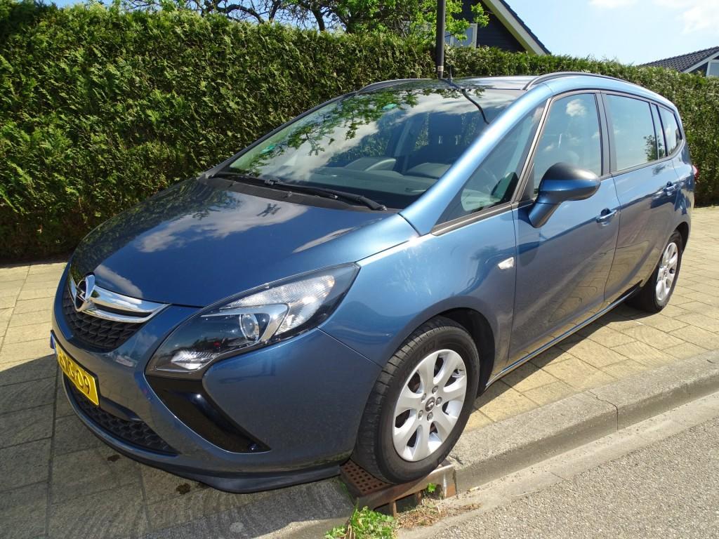 Opel Zafira Tourer zafira 1.6 cdti 136pk business+ - 191235 km - navi - cruise - tr