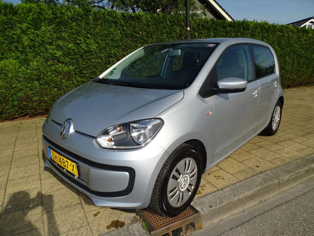 Volkswagen Up! 1.0 60pk move up ! bleumotion - 91983 km - airco - cruise - st