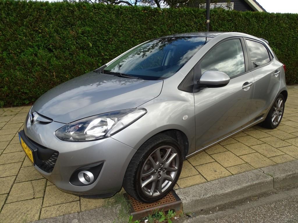 Mazda 2 1.3hp gt navigator - bifeul - 159493 km -navi - airco