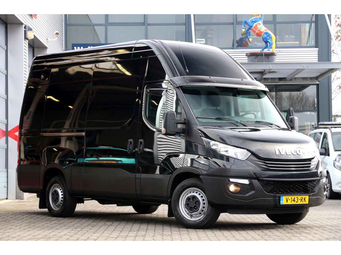 Iveco Daily 35s21 3.0 210pk