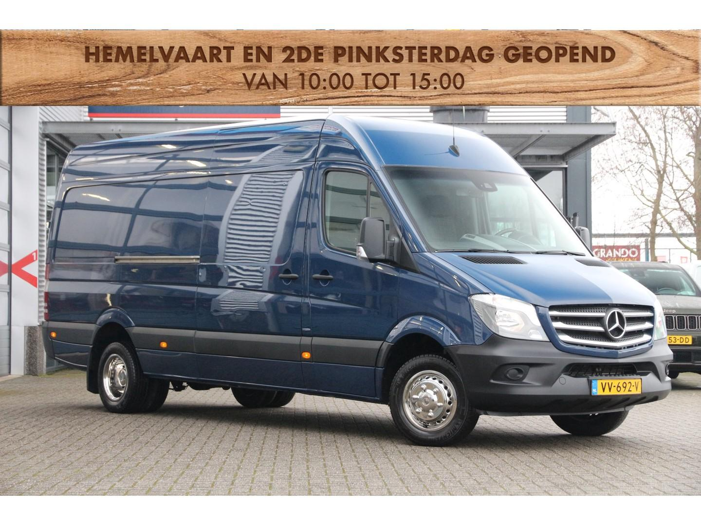 Mercedes-benz Sprinter 519 3.0 cdi v6