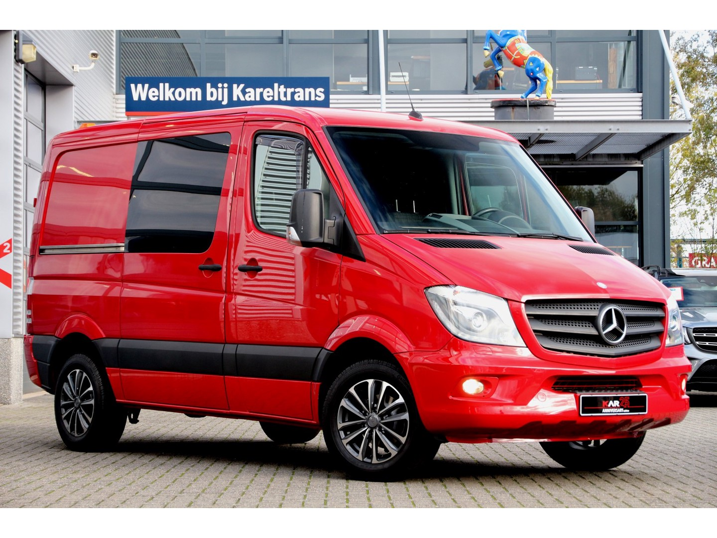 Mercedes-benz Sprinter 313 2.2 cdi
