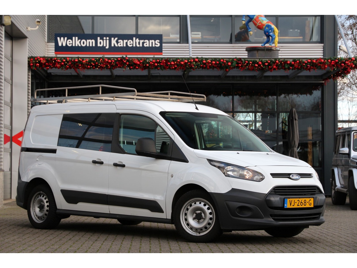 Ford Transit connect 1.6 tdci 116pk