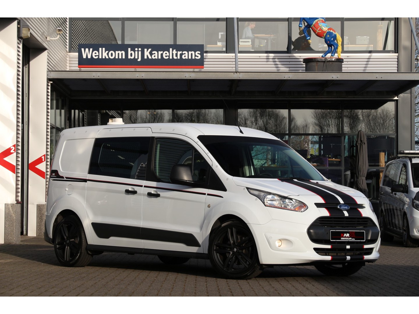 Ford Transit connect 1.6 tdci 95