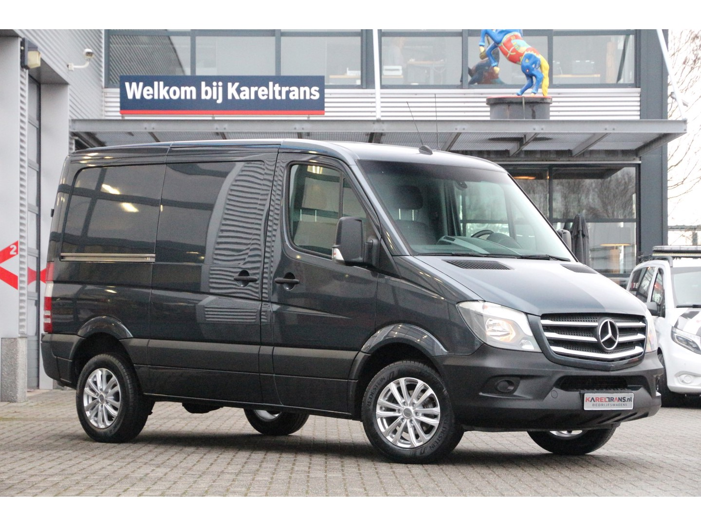 Mercedes-benz Sprinter 219 3.0 cdi v6